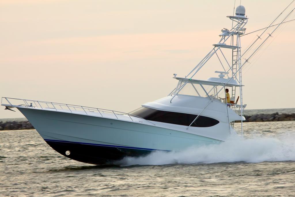 Sportfish yacht | NetGain Marine - Yacht Sales