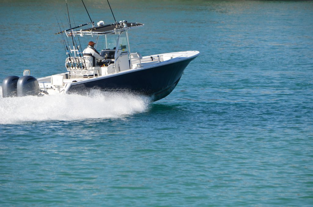Sport fishing boat | NetGain Marine - Yacht Sales