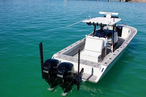 2021 Canyon Bay Navigator 35 1 | NetGain Marine