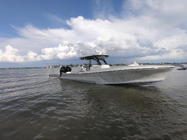 2021 Canyon Bay Navigator 35 2 | NetGain Marine