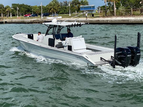 2021 Canyon Bay Navigator 35 3 | NetGain Marine