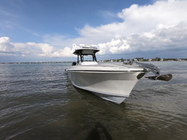 2021 Canyon Bay Navigator 35 4 | NetGain Marine
