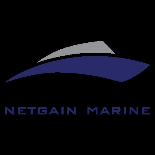 Logo full color | NetGain Marine - Yacht Sales